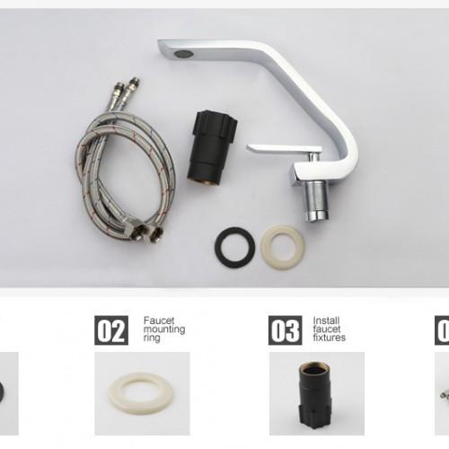 chromova-bateria-do-kupelne-becola-500x500 Dizajnové vodovodné batérie do každej domácnosti.
