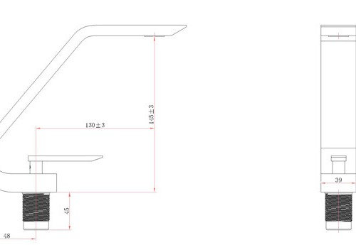 chromova-bateria-do-kupelne-becola3-500x345 Dizajnové vodovodné batérie do každej domácnosti.